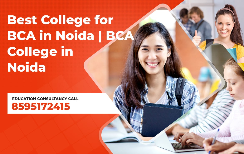Best college for BCA in Noida | BCA college in Noida