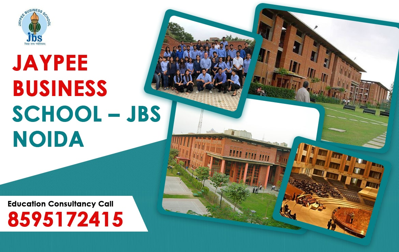 JAYPEE BUSINESS SCHOOL – JBS NOIDA