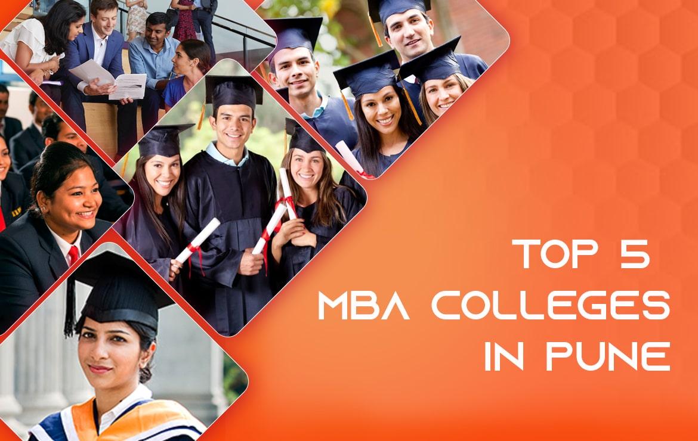 Top 5 MBA colleges in Pune | Top B Schools in Pune